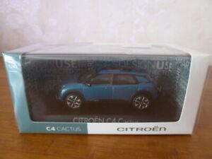 NOREV : Citroën C4 Cactus - 2017 - 1:43 -