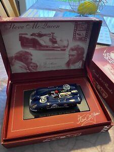 Steve McQueen Fly slot car Porsche 908 Flunder