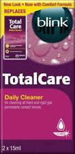 Blink Total Care Daily Cleaner for Rigid and Gas Permeable Contact Lenses