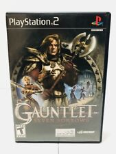 Gauntlet: Seven Sorrows (Sony PlayStation 2, 2005) PS2 - Free Shipping!!