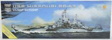 Very Fire 1/700 USS Missouri DX version VF700909DX