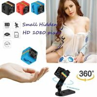 SQ11 Full HD 1080P Mini Car Hidden DV DVR Camera Spy Dash Cam IR Night Vision CA