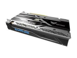 Sapphire Radeon Rx 470 4G D5 OC GDDR 5 Nitro +