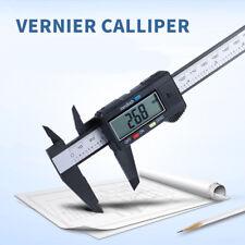 150MM/6inch LCD Digital Electronic Vernier Caliper Gauge Micrometer Ruler Tool