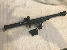 Vintage Mossberg NO 6 Rifle Scope Mount & Scope