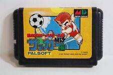 Nekketsu Koukou Dodgeball Bu Soccer Kunio KunSega Mega Drive MD Japan Import
