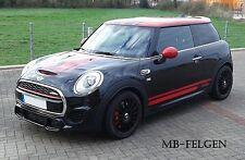 Rimstock Monza RS red black 17 Zoll 5x112 ET38 Mini John Cooper Works JCW F56