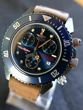 SECTOR GERARD D'ABOVILLE ROWING SOLO Transpacific CHRONOGRAPH DIVER WATCH UHR