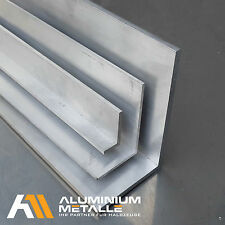 Aluminium Winkel ungleichschenklig Alu AlMgSi05 Profil Aluwinkel AW-6060 L Stab