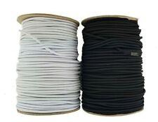Cuerda Elástica fuerte 4mm Redondo choque Bungee Costura Tapicería Sastre//Dressmaker