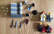 Lego Castillo Dragon Mountain (70403) piezas de repuesto y Mini Figuras