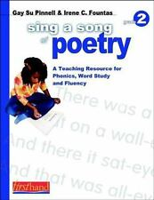 Sing a Song of Poetry, Grade 2 : A Teaching Resource for Phonics, Word Study, a…