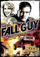 The Fall Guy Temporada 1 Nuevo DVD Región 2