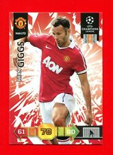 CHAMPIONS LEAGUE 2010-11 Panini 2011 - BASIC Card - GIGGS - MANCHESTER U.