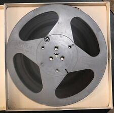 Reel To Reel Tape 10.5 inch Plastic SCOTCH REEL with small hole R2R BACK COATED