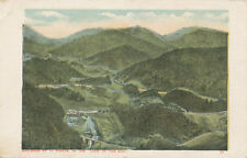 Asheville NC * Railroad at 17 Points in Land of the Sky ca. 1908 * Southern Rail