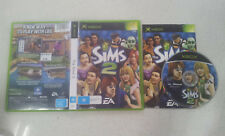 The Sims 2 Original Xbox Game PAL Version