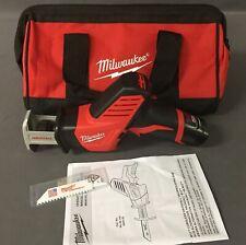 Milwaukee M12 12V Cordless HACKZALL Reciprocating Saw Kit 2420-21 [A]