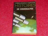 [BIBLIOTHEQUE H. & P.-J. OSWALD] HISTOIRES DE COSMONAUTES COLL.GASF SF 1976