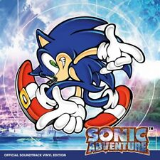 SONIC ADVENTURE Original Soundtrack [VINYL]