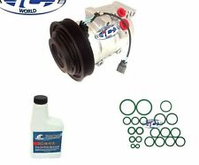 03-07 Honda Accord 2dr Coupe UAC A//C Compressor Kit 38810RAAA01 New KT 4013