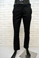 DOCKERS Pantalone Corto Nero Uomo Taglia 32 Pants Uomo Jeans  Herrenhose heren