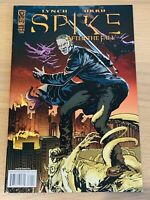 Spike After The Fall #1 Rare IDW Comic VFN Condition