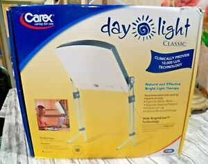 Slightly Used CAREX Day Light Classic Working Condition Clinically Proven  IOB
