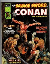 SAVAGE SWORD OF CONAN #3. VERY FINE OR BETTER! L@@K!