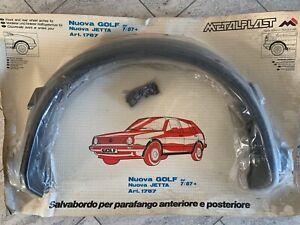 SALVABORDO PARAFANGO ANT. E POST. PER VW GOLF/VW JETTA METALPLAST Art.1787