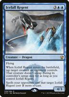 4X FOIL Icefall Regent MTG Magic DRAGONS OF TARKIR #58