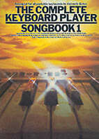 The Complete Keyboard Player: Songbook 1 by Music Sales Ltd (Paperback, 1988)