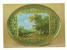 Lake District :Kendal: Levens Hall :Sevres Tray & Coffee Set owned by Napoleon