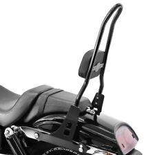 Sissy Bar CSXL für Harley-Davidson Dyna Fat Bob 10-17 schwarz
