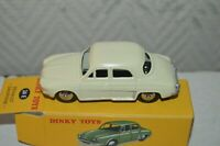 VOITURE DINKY TOYS 24 E RENAULT DAUPHINE  NEUF METAL 1/43 CAR/AUTO ATLAS 2008