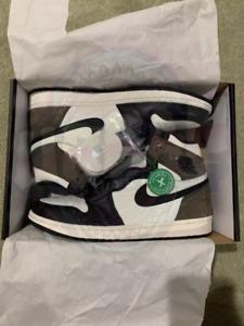 Jordan 1 Dark Mocha High OG Men Women EUR36 to EUR46