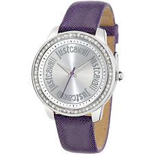 Just Cavalli Orologio Orologi Donna Waman Uhr Shiny Watch R7251196501 Viola