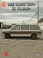 The Black Keys El Camino Learn to Play Danger Mouse Guitar TAB Music Book