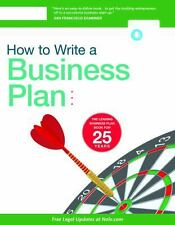 How to Write a Business Plan-ExLibrary