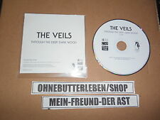 CD Indie The Veils - Through The Deep Dark World (1 Song) Promo PITCH BEAST
