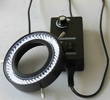 New 144 Led Microscope Illuminator Nikon Smz645 Smz745 Smz800 Smz1000 Smz1500