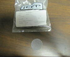 """Lot of 100 EFP FILTER 1.5"""" stainless 304SS SCREEN 20/.016 NEW"""