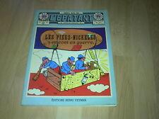 LES PIEDS NICKELES S'EN VONT EN GUERRE 1913 - 1915 EDITIONS HENRI VEYRIER