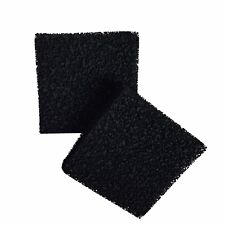 2 x Compatible Carbon Foam Filter Pads Suitable For Juwel Jumbo / BioFlow 8.0