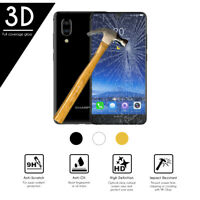"Protector de Cristal Templado Completo 3D Sharp Aquos C10 (4G) 5.5"""