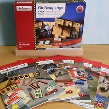 Auhagen 80050 Spur H0, BKS Startset+ Planungshilfe 1-5, Auhagen Baukasten System