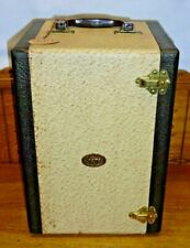 Vintage Barnett & Jaffe Baja Slide Storage Box / Case
