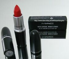 NEW AUTHENTIC 1PC. MAC MATTE LIPSTICK MAKEUP COSMETICS 3g #SO CHAUD