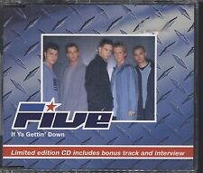 Five - If Ya Gettin Down CD single (VGC)
