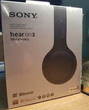 Sony h.ear on 2 WH-H800 Mini Wireless OnEar Headphones Black/Greyish (Sealed)